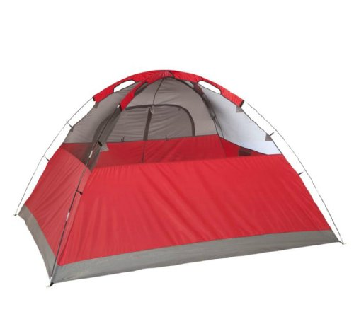 RENTERS BAY: Four person tent