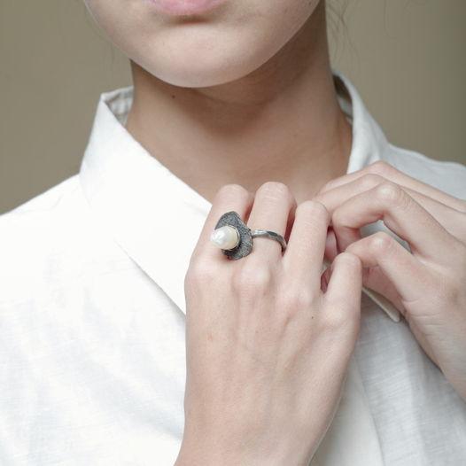 Кольцо от Alisa Letsius