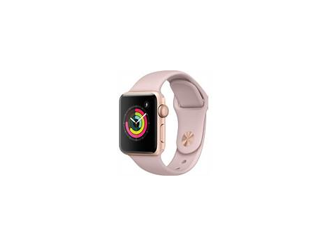 Apple Watch Series 3 with GPS