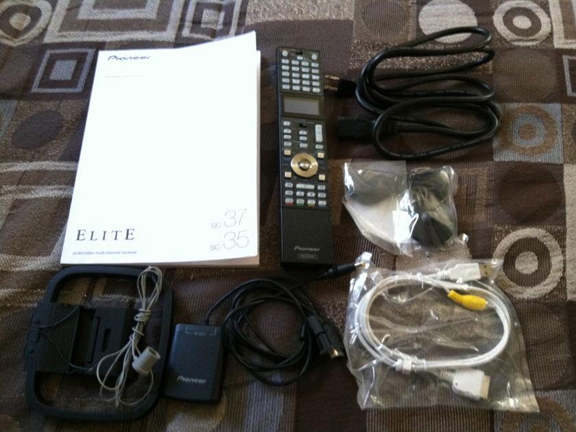 Pioneer Elite SC-37 THX Ultra 2 / HDMI 1.4 / 3D