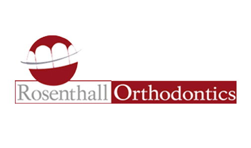 Logo for Rosenthall Orthodontics