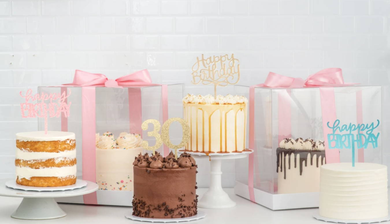 Send a Cake and overnight birthday cake delivery