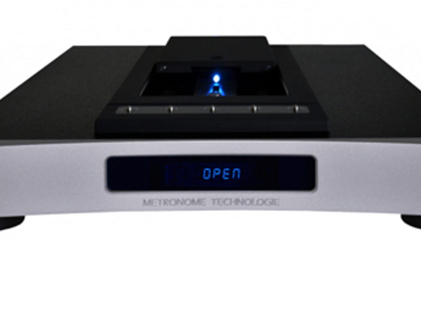METRONOME TECHNOLOGIE  T 5  : THE BEST CD PLAYBACK AT ANY PRICE
