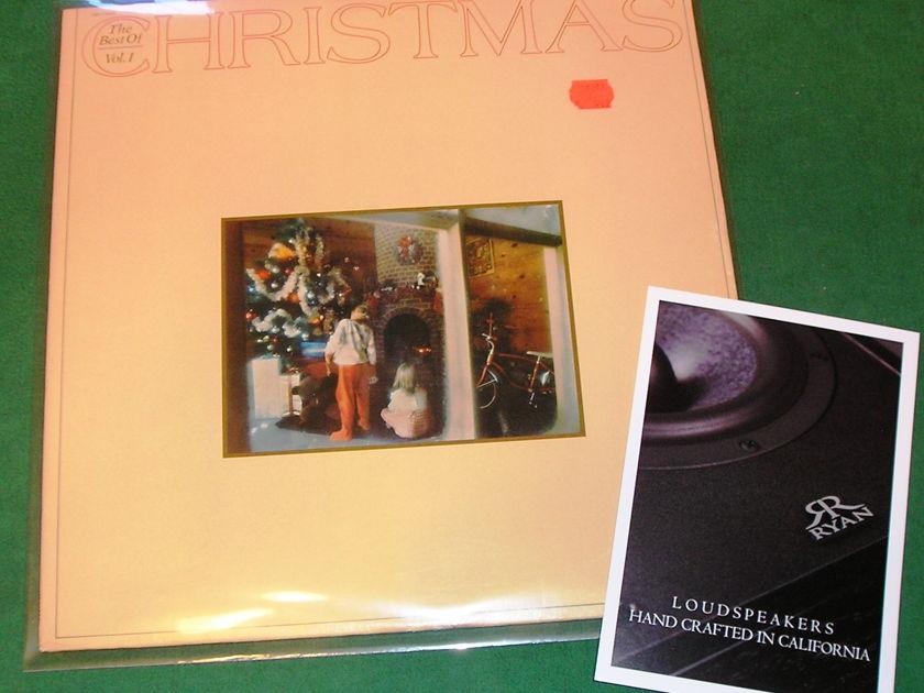 The BEST OF CHRISTMAS Vol.3 - * NAT KING COLE, PEGGY LEE, et al * 1978 CAPITOL/EMI PRESS - NM 9/10