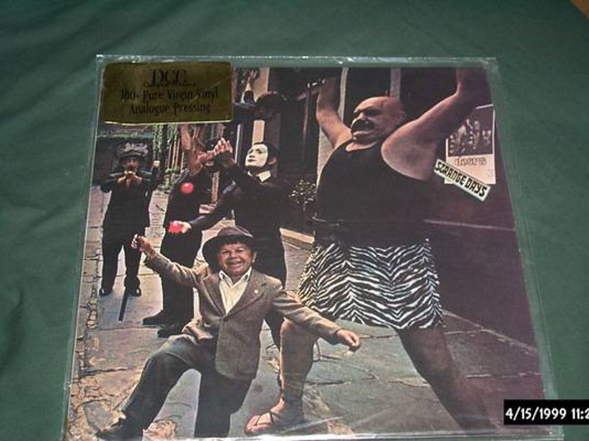The doors - DCC Audiophile strange days lp nm