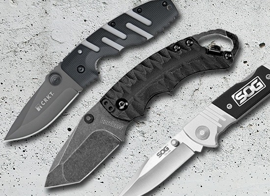 Name Brand Knives - Monthly Knife Club