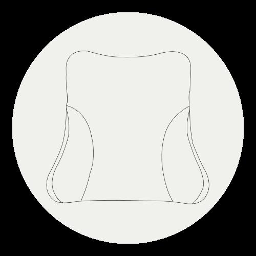 back lumbar support cushions