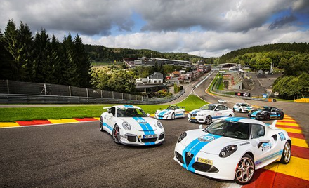 Exclusive / RSR Track Day Spa June 5th