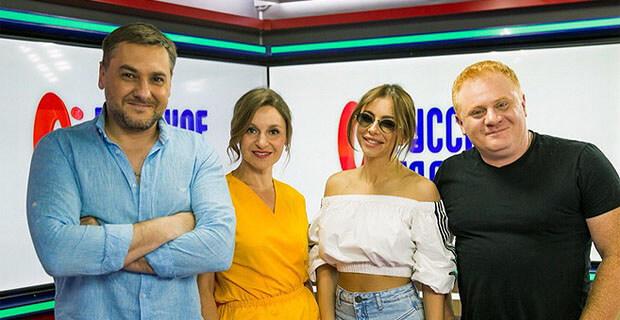 Сногсшибательная Ани Лорак вдохновила слушателей «Русского Радио» - Новости радио OnAir.ru
