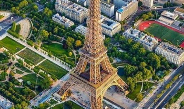 Влюбиться в Париж за три часа