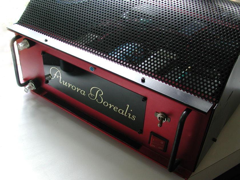 Audible Improvements Aurora Borealis 845 Power amplifier