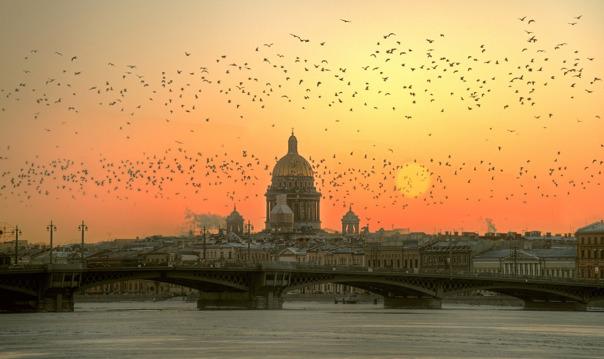 Экскурсия для организованных групп в Санкт-Петербурге