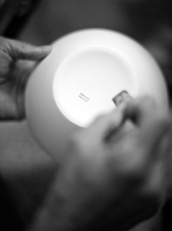 Étape de fabrication de la porcelaine de Limoges