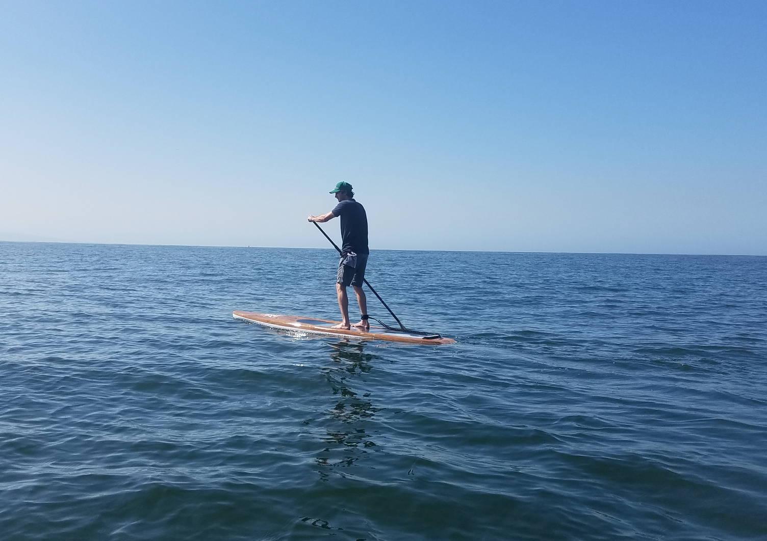 MALIBU TOUR pau hana stand up paddle board