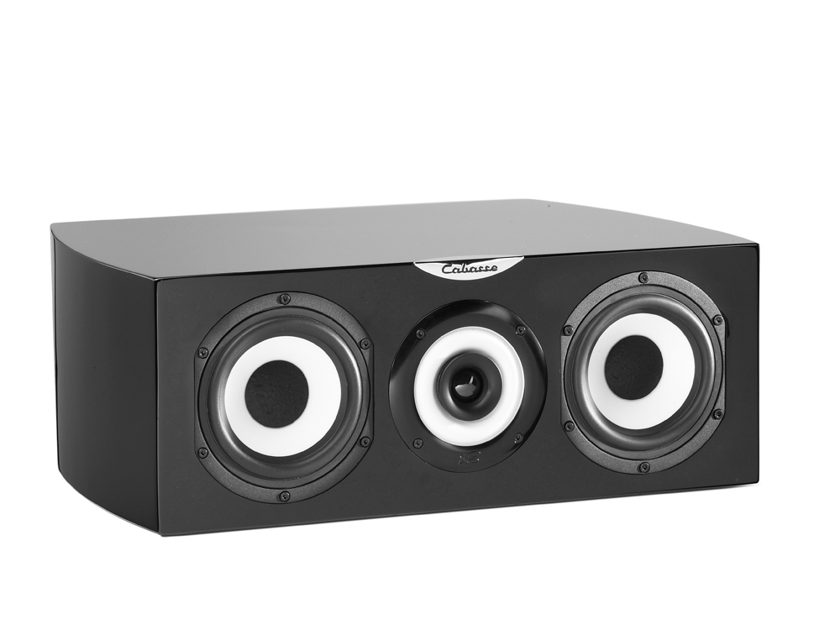 Cabasse Cabrera 3-Way Center Speaker