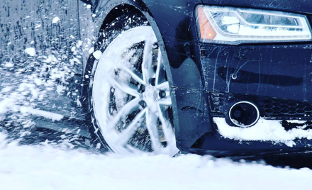 Winter Driving Clinic - Jan 26