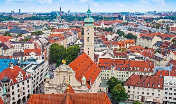 Экскурсия по Мюнхену на целый день