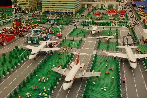 lego Full airport