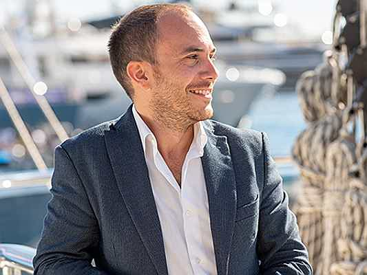 Luxembourg - Head of Sales Sebastiano Pitasi of Engel & Völkers Yachting reveals career tips and the role social media plays in his work: