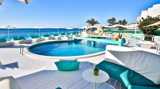 Santos Ibiza, hotel club playa d'en Bossa, clubbing guide Ibiza