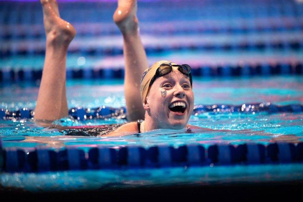 Lilly King international swimming league