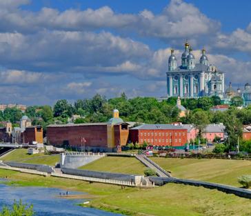 «Путешествие из 9-го века…»: Смоленск- Гнездово