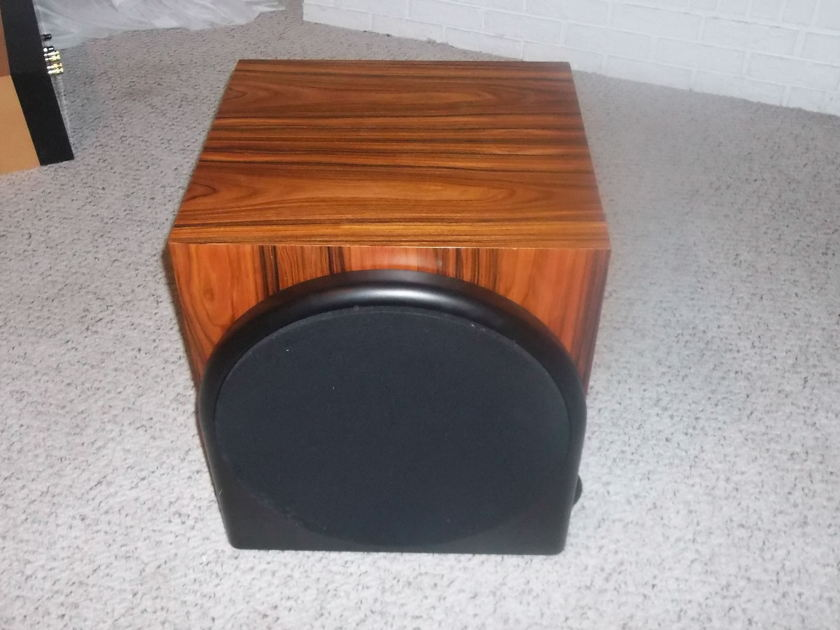 Revel performa M22 & two B15 subs: lightly used with boxs