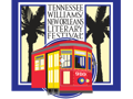 VIP Pass to 2019 Tennessee Williams Festival