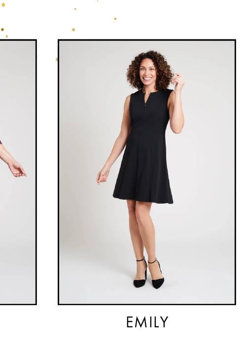 Shop Emily Little Black Dress >