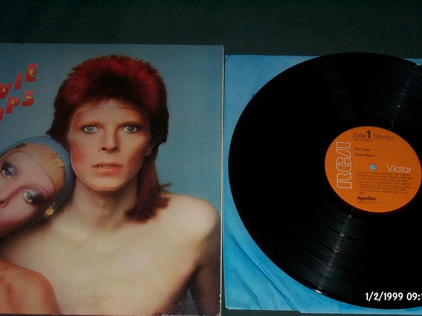 David Bowie - Pin Ups RCA Orange label LP NM