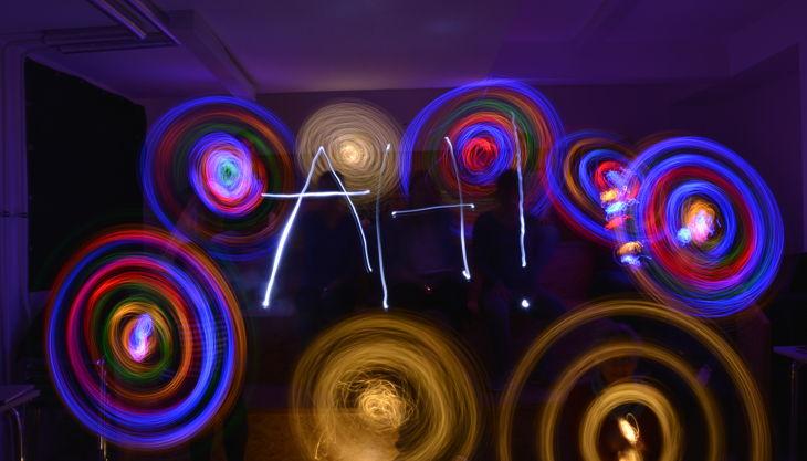 kunsthalle mainz licht fotografie belichtung kunstvermittlung dsc