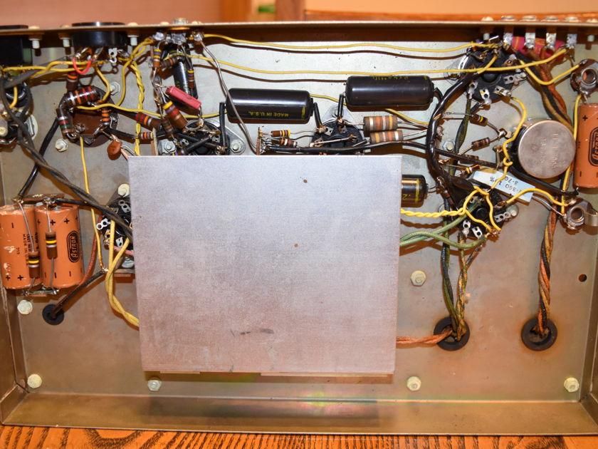 Heathkit W-4m Pair Monoblock Tube Amps Great price