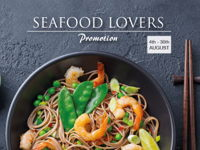 SEAFOOD LOVERS image