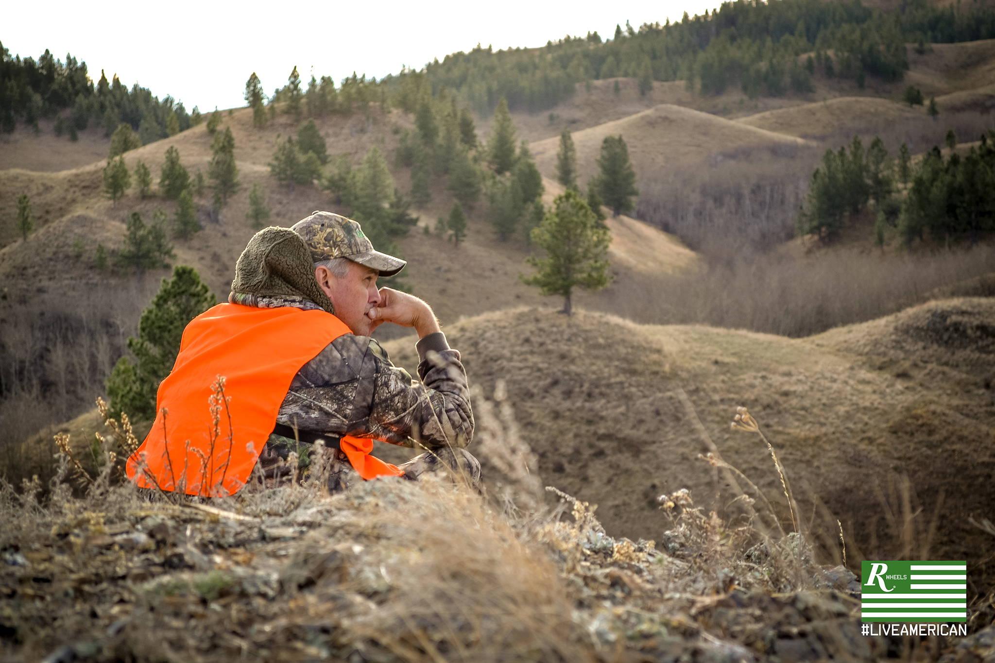 #liveamerican remington wheels outdoors montana hunter henry gaudens