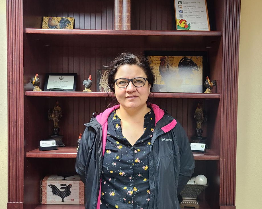 Ms. Veronica , Support Teacher