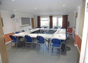 A photo of Committee Room with bar