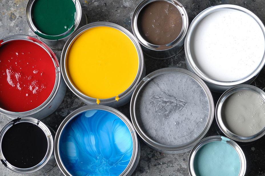 Conserver les restants de peinture