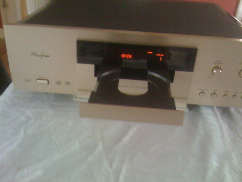 Accuphase DP-78 SACD Player