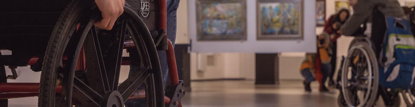 Экскурсия-прогулка на колясках