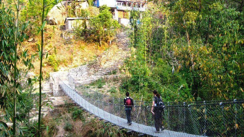 Trekking, Nepal