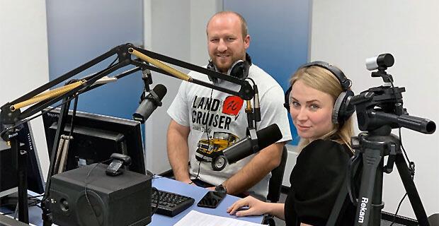 В гостях у «Авторадио-Самара» побывал автопушественник Алексей Жирухин - Новости радио OnAir.ru