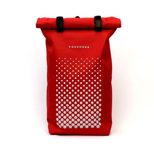 Красный рюкзак / Red Bag