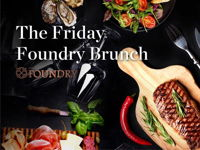 THE FRIDAY FOUNDRY BRUNCH image