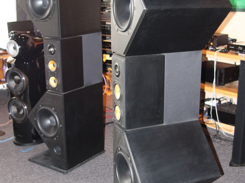 B&W Loudspeakers Ltd Matrix-800 (Series 1) Ref Loudspeakers !