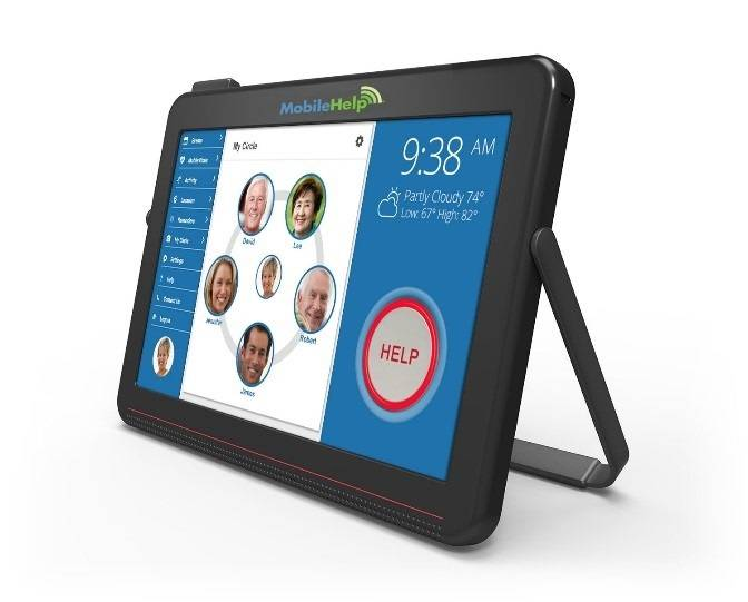 To allow its customers to proactively manage their health and safety, MobileHelp®, a leader in mobile Personal Emergency Response System (M-PERS) solutions, today unveiled its newest in-home base station designs at its press conference at CES 2016