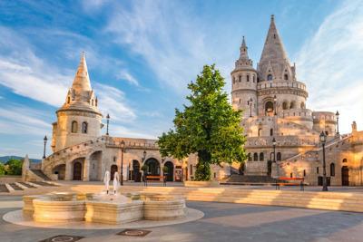 Визитные карточки Будапешта - пешеходный тур