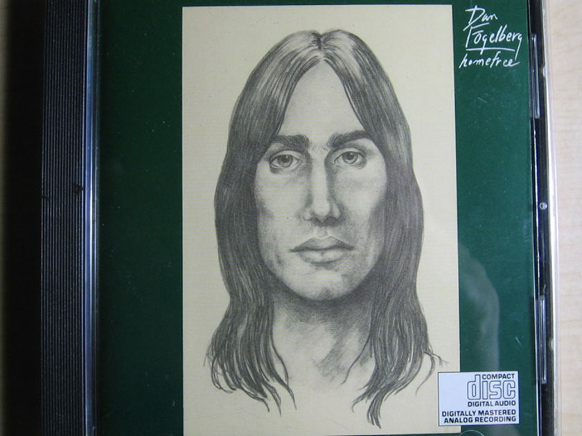 Dan Fogelberg  - ‎Home Free  - Compact Disc / CD Columbia ‎– CK 31751