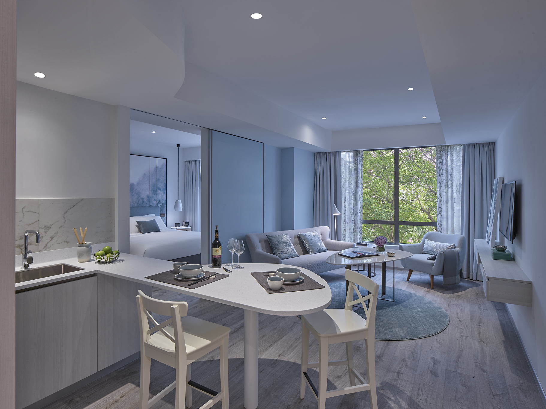 singapore serviced apartments winsland serviced suites by lanson place