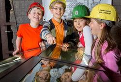 stiftung zollverein kinder lachen und lernen