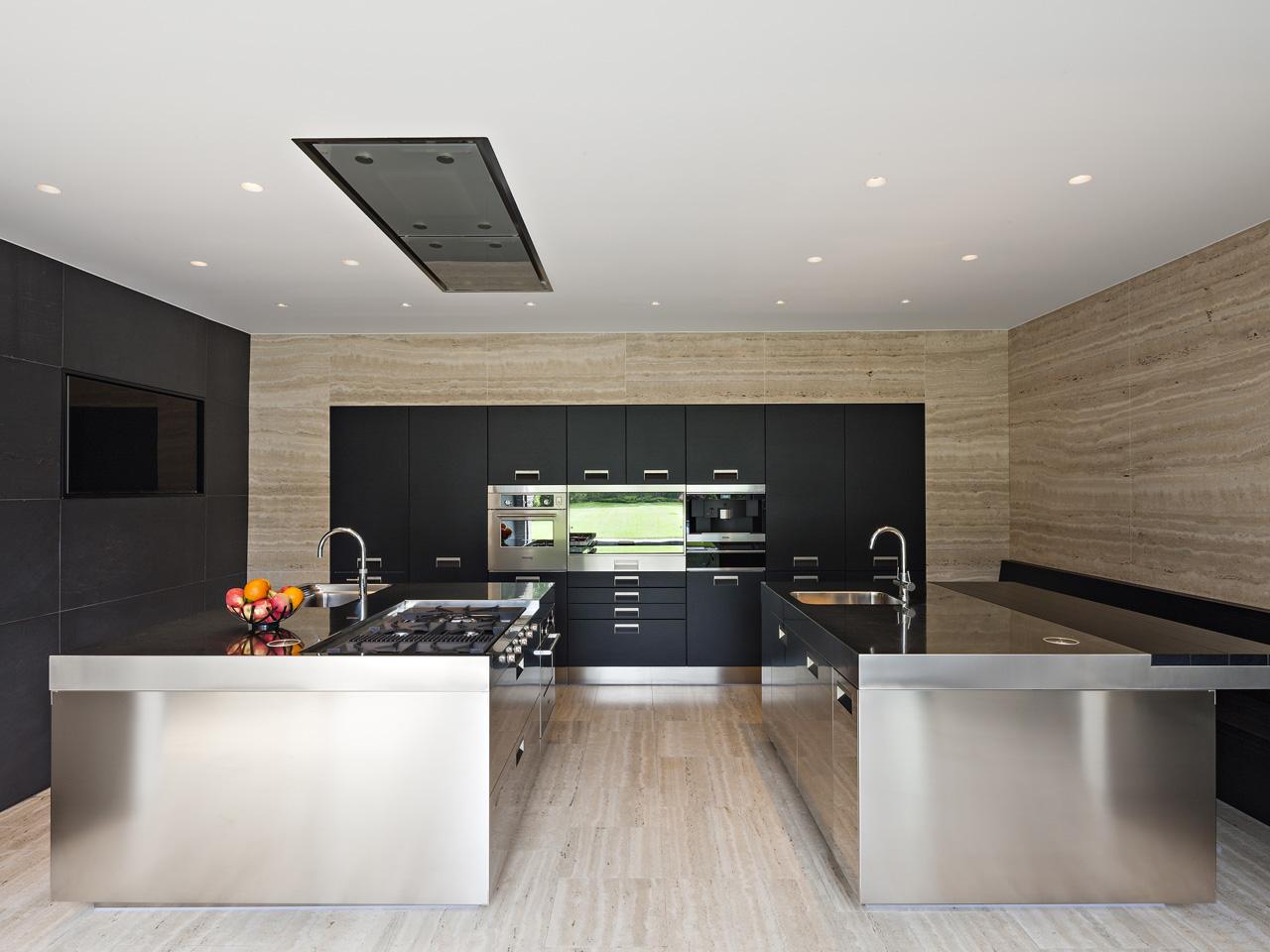 Più spazio in una cucina minimal: 8 consigli di design
